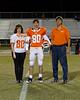 Edgewater @ Boone Varsity Football - Senior Night - 2011 DCEIMG-3845