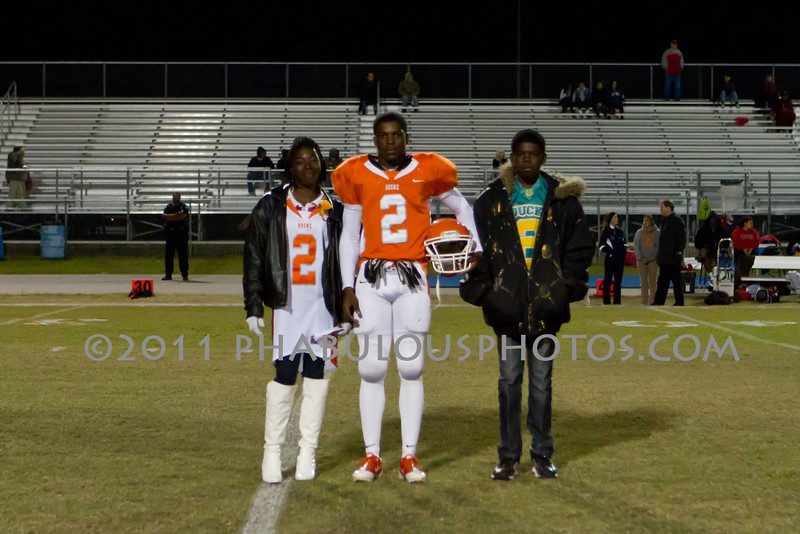 Edgewater @ Boone Varsity Football - Senior Night - 2011 DCEIMG-3806