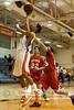 East River Falcons @ Boone Braves Boys Varsity Basketball  - 2013  DCEIMG-9655