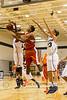 Boone Braves @ Lake Nona Lions Boys Varsity Basketball - 2013  DCEIMG-3329