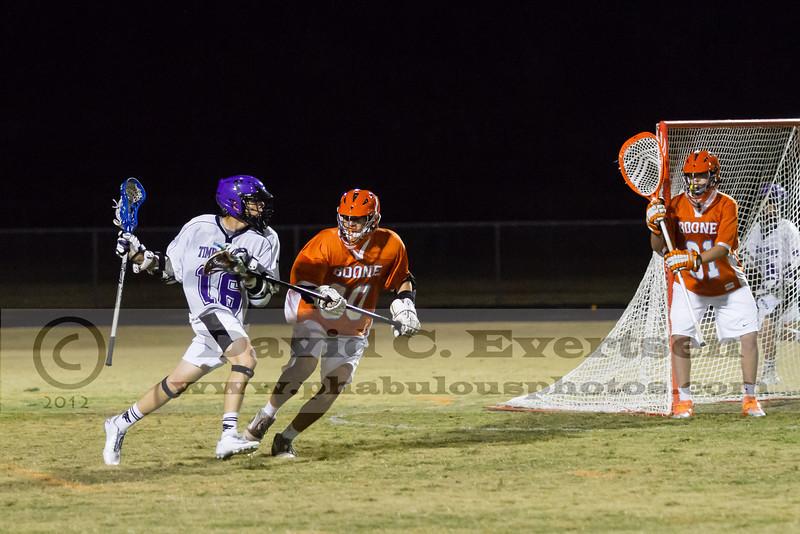 Boone Braves @ Timber Creek Wolves Boys JV Lacrosse - 2013 - DCEIMG-5310