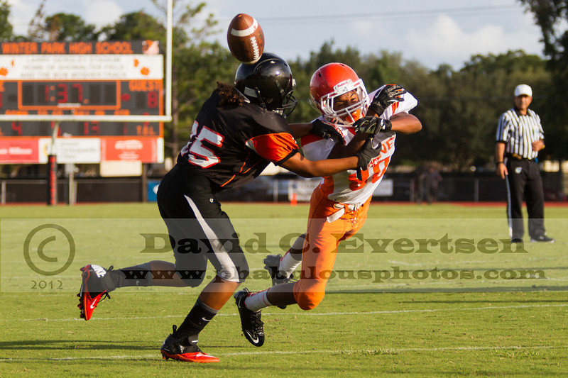 Winter Park @ Boone JV Football -  2012 DCEIMG-0384