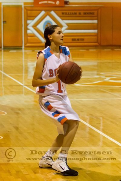 West Orange Warriors @ Boone Braves Girls Varsity Basketball - 2012  DCEIMG-0831