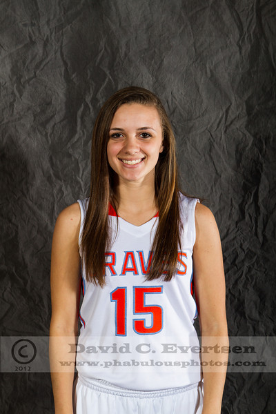 Boone Lady Braves Basketball Media Day Pictures - 2012 DCEIMG-1639