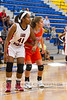 Lake Highland Prep VS  Boone Braves Girls Varsity Basketball Osceola HS Tournament - 2012  DCEIMG-9673