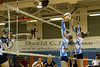 Boone Girls Varsity Volleyball Preseason vs Lake Mary - 2012 - DCEIMG-7249