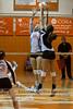 Boone Girls Varsity Volleyball Preseason vs Lake Mary - 2012 - DCEIMG-5092