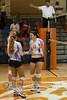 Boone Girls Varsity Volleyball Preseason vs Lake Mary - 2012 - DCEIMG-5111