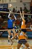 Boone Girls Varsity Volleyball Preseason vs The First Academy - 2012 - DCEIMG-5330