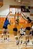 Boone Girls Varsity Volleyball Preseason vs The First Academy - 2012 - DCEIMG-5377