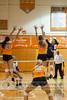 Boone Girls Varsity Volleyball Preseason vs The First Academy - 2012 - DCEIMG-5431