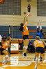 Boone Girls Varsity Volleyball Preseason vs The First Academy - 2012 - DCEIMG-7862