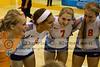 Boone Girls Varsity Volleyball Preseason vs Lake Mary - 2012 - DCEIMG-6901