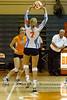Boone Girls Varsity Volleyball Preseason vs Lake Mary - 2012 - DCEIMG-7050