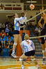 Boone Girls Varsity Volleyball Preseason vs Lake Mary - 2012 - DCEIMG-6952
