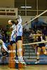 Boone Girls Varsity Volleyball Preseason vs Lake Mary - 2012 - DCEIMG-6945