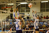Boone Girls Varsity Volleyball Preseason vs Lake Mary - 2012 - DCEIMG-7151