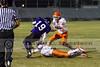 Timber Creek @ Boone Braves JV Football - 2012 DCEIMG-2493