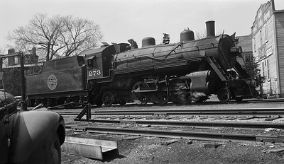 2013.010.CGW.S.0273--bill kuba 116 neg--CGW--steam locomotive 2-6-2 273--Austin MN--no date