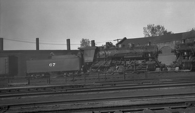 2013.010.CMO.S.0067--bill kuba 116 neg--CStPM&O--steam locomotive 0-8-0 M-5 67--St Paul MN--no date