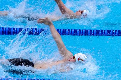 Parker - 100 Yard Backstroke