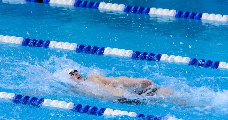 Aubrey - 100 Yard Backstroke
