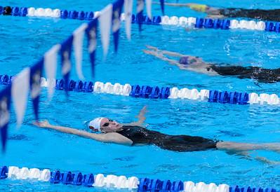 Ida - 100 Yard Backstroke