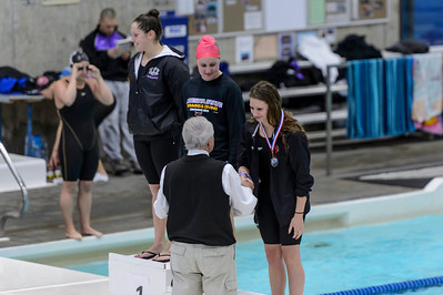 Maggie - 1650 Yard Freestyle - 3rd Place
