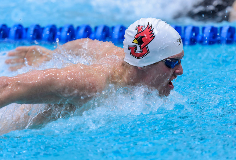 Nathan - 200 Yard Butterfly