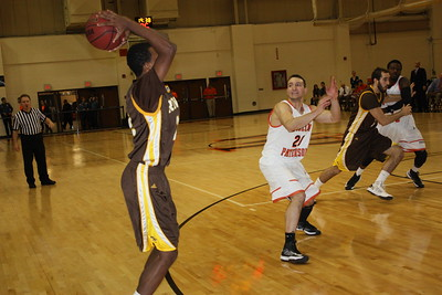 William Paterson Basketball 2013