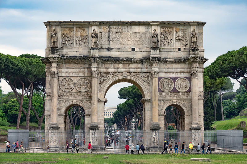 Roman Arch - Vault