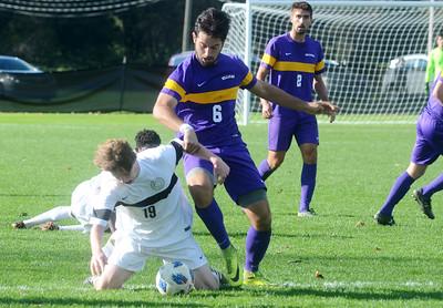 Williams College mens soccer vs Bowdoin - 101418
