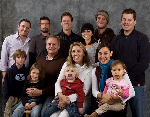 Williams Family Reunion 2008 11x14