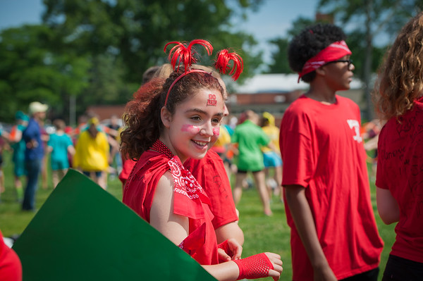 Williams Middle School Field Day