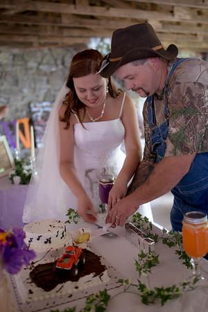 Williams Wedding Reception
