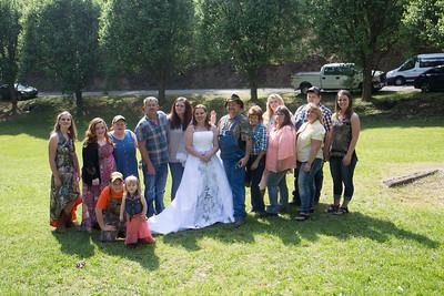 McClure Williams Family