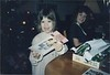 1987 Meredith & Stephani Williams with gifts