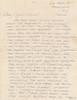 1945 Benjamin Lee Williams Jr ltr p1