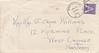 1945 Benjamin Lee Williams Jr ltr pEnv