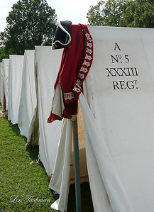 Redcoat Tents