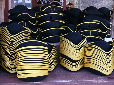 Tricorn Hats