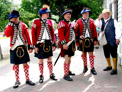 Lost Redcoats