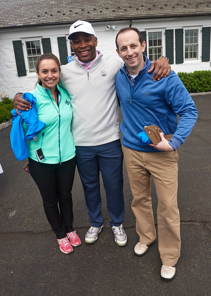 The Third Annual Willie Colon golf outing at the Somerset Hills Country Club in New Jersey