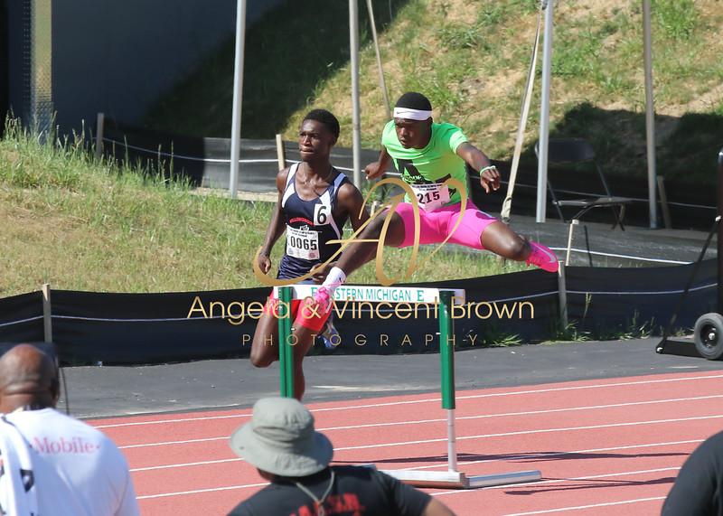 2017 AAU Jr Olympics_400m Hurdles_006