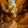 Willis Creek series of slot canyons