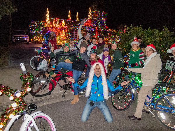 Willo Luminaria Bike Ride