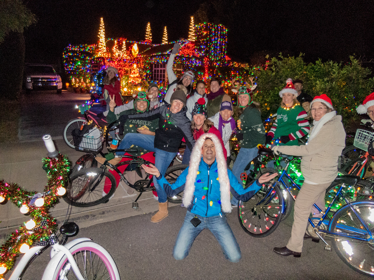 Willo Luminaria Bike Ride