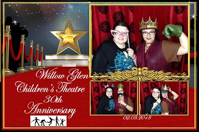 Willow Glen Children's Theatre 30th Anniversary