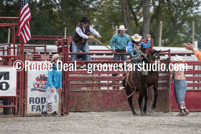 DSC_4763- Willowdale Pro Rodeo- Saddle Bronc Riding- Will Stites- 1st pl 68pts