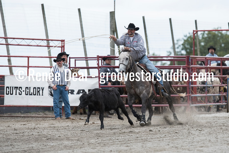 DSC_4807- Willowdale Pro Rodeo 10 14 17- Tie Down Roping- J R  Myers- 1st pl 10 6 sec